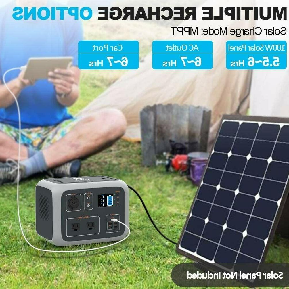 Portable for Camping,wireless charging
