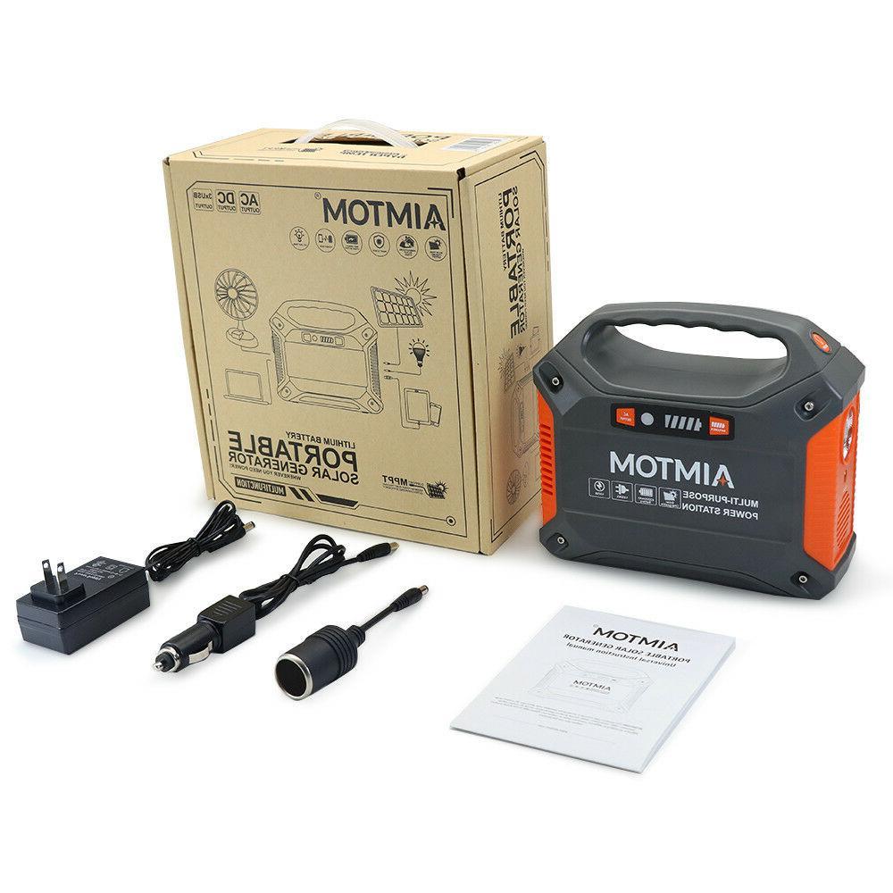 Portable 42000mAh 12V DC