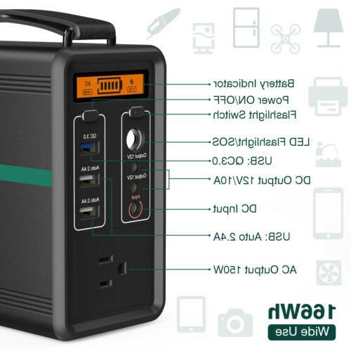 Portable Power Generator Inverter