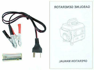 Shop4Omni Portable 950 Watt Air-Cooled Generator