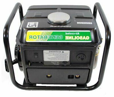 Shop4Omni Portable Two Stroke 1200 Watt Air-Cooled Gasoline