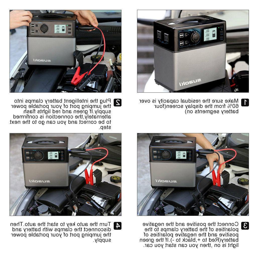 Suaoki | Portable Generator