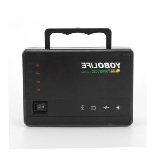 New Portable Generator Solar Panel Inverter Electric Generator