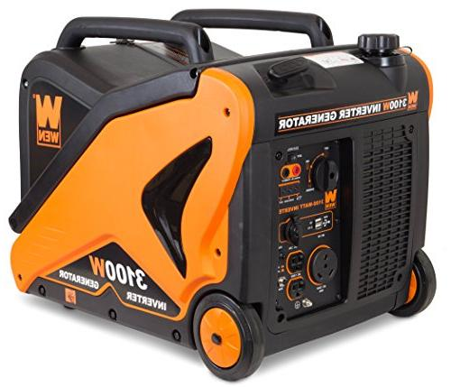WEN 3100-Watt RV-Ready Generator Compliant