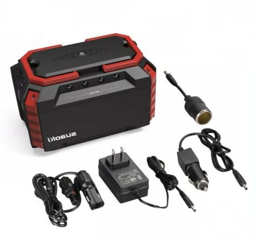 s270 150w portable solar power generator supply