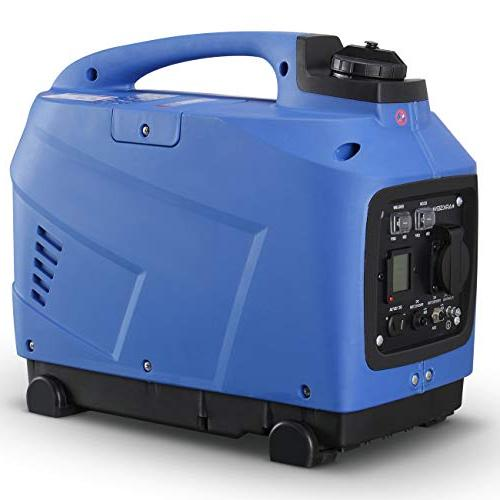 Inverter EPA Compliant Peak 1250 Watts LCD - Gas Powered