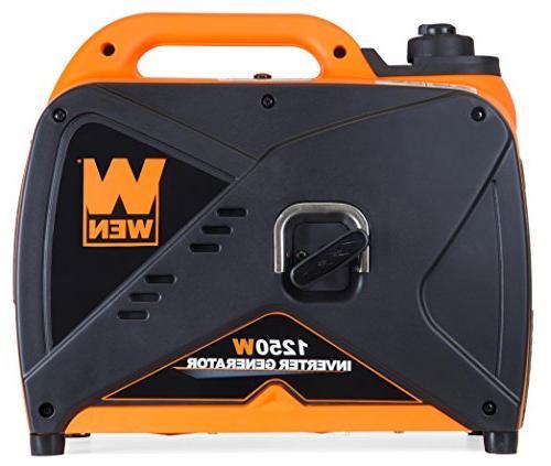 WEN 56125i Super 1250-Watt Portable CARB