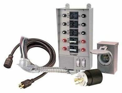 tran 10 circuit manual transfer
