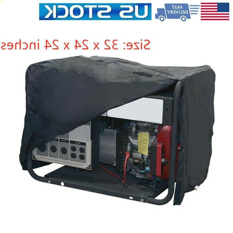 waterproof large portable generator cover storage universal
