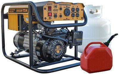 welding 4 000 3 500 watt dual