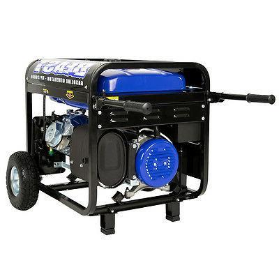 DuroMax XP12000E Portable Electric Generator