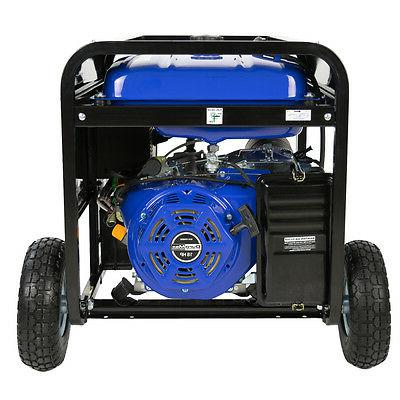 DuroMax Portable Electric Generator