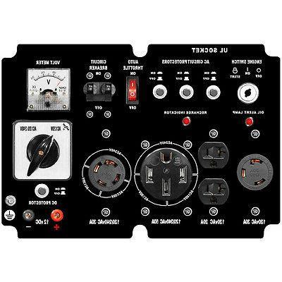 DuroMax XP12000E Watt Portable Generator -