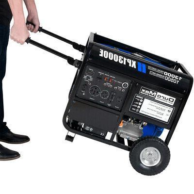 Duromax XP13000E, 13000 Gasoline Portable Generator