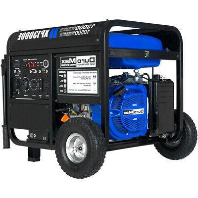 Duromax XP13000E, 13000 Watt Gasoline Portable