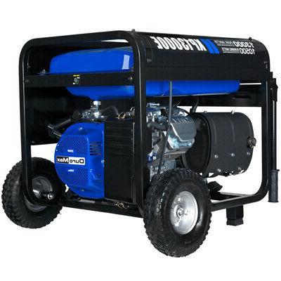Duromax XP13000E, Gasoline Electric Start, Portable