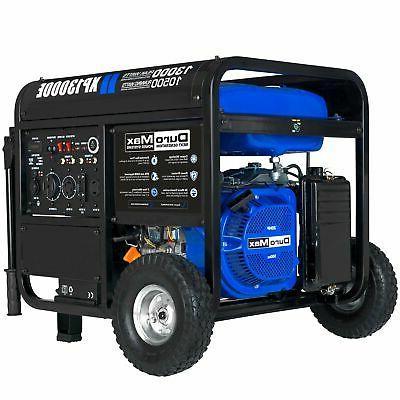 xp13000e 13000 watt gasoline fuel electric start