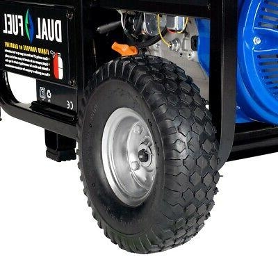 DuroMax XP13000EH 13000 Portable Hybrid Gas Generator