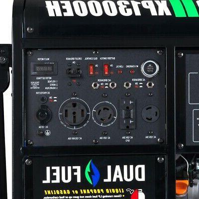 DuroMax XP13000EH Portable Generator