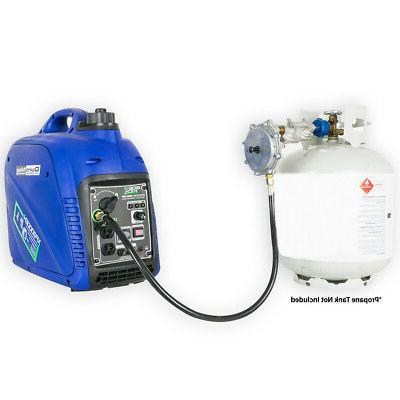 DuroMax Dual Hybrid Generator