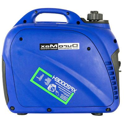 DuroMax XP2000EH Watt Dual Fuel Hybrid Portable
