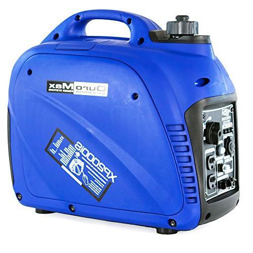 DuroMax XP2000iS, 1600 Watts/2000 Starting Watts