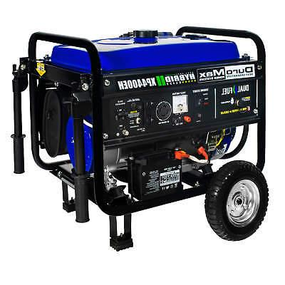 DuroMax Portable Dual Fuel Propane / Gas