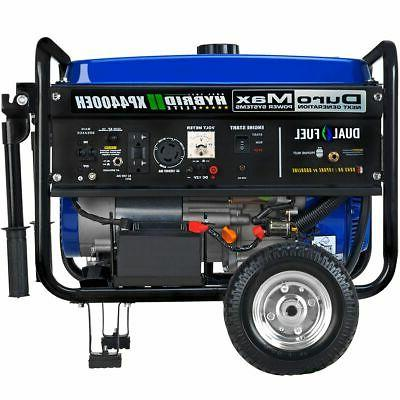 DuroMax Dual Gas Camping