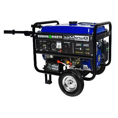 DuroMax XP4400EH Dual Gas Generator