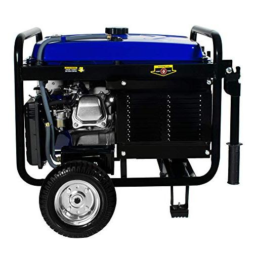 DuroMax Watts/4400 Fuel Powered Generator