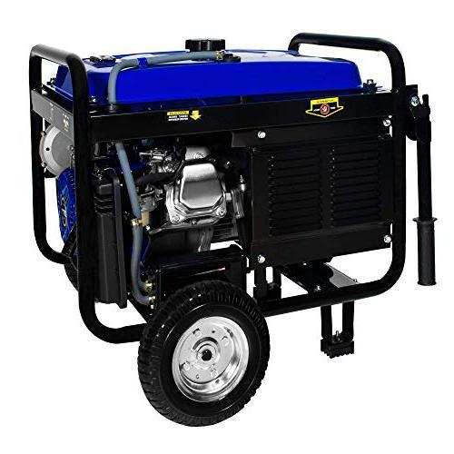 DuroMax XP4400EH, Watts/4400 Starting Watts, Fuel Generator