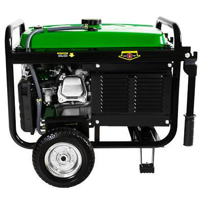 DuroMax Dual Fuel Propane Gas Generator