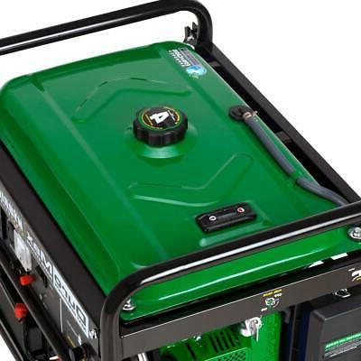 DuroMax Dual Fuel Propane Gas RV