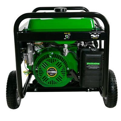 DuroMax Dual Fuel Gas RV Generator