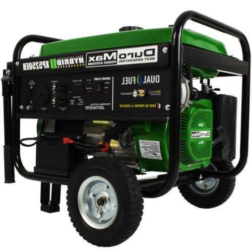 xp5250eh 5250 watt electric start dual fuel