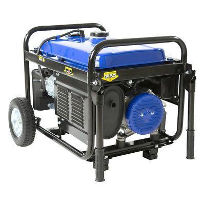 DuroMax XP5500E 5,500 7.5 Start Gas Generator