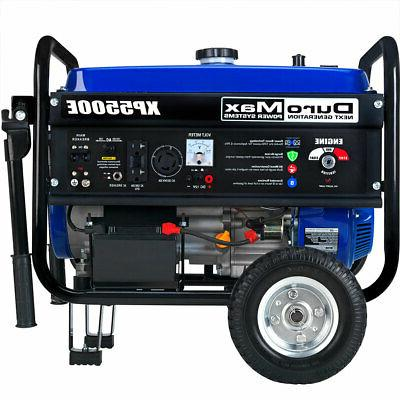 DuroMax XP5500E HP Electric Start Powered