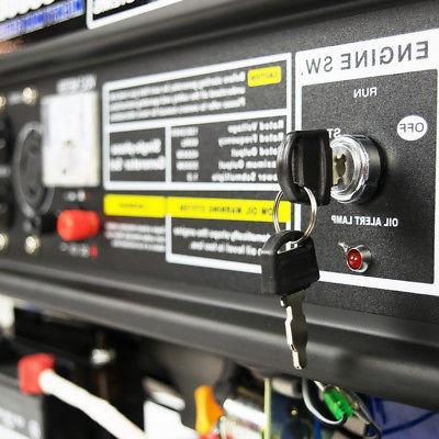 DuroMax XP5500E 7.5 Portable Start Generator