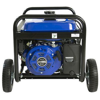DuroMax 7.5 HP Start Gas Generator