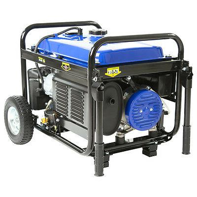 DuroMax XP5500EH 7.5 Start Gas Propane Generator