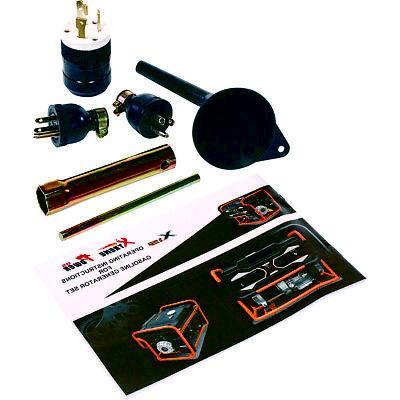 XtrempowerUS Portable Gas Generator 120v EPA