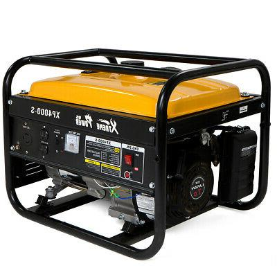 XtrempowerUS 4000 Portable emergency Gas Generator Engine 7H
