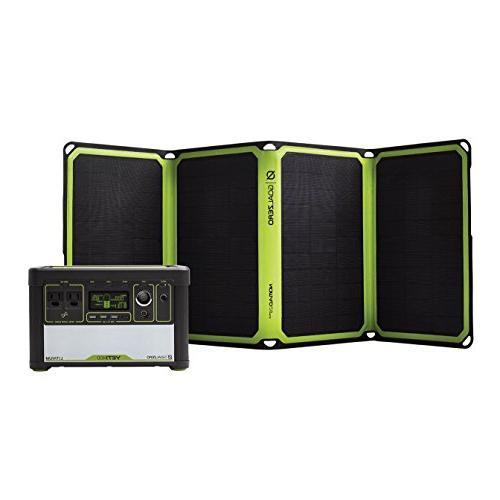 yeti 400 lithium solar generator