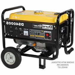 NEW 4000 Watts Gas Powered Portable Generator DuroStar STEEL
