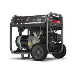 New! Briggs & Stratton Storm Responder 8500-Watt Gasoline Po