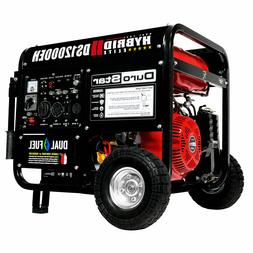 NEW DuroStar DS12000EH 12,000-Watt 18-Hp Portable Hybrid Gas