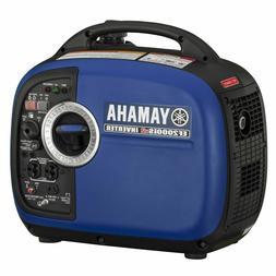 New Yamaha EF2000isV2 2000 Watt Inverter Generator