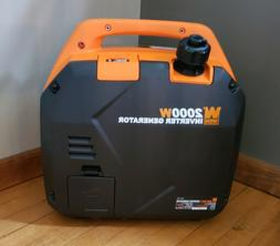 NEW IN THE BOX WEN 56203i Quiet 2000-Watt Portable Inverter