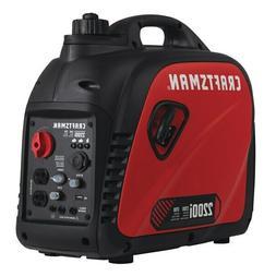 NEW Craftsman Portable Generator 2200i Inverter Gas 2200-Wat