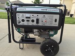 onan p5550 e generator very nice condition